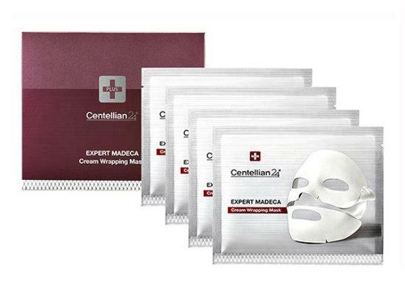 Dongkook Centellian 24+ Expert Madeca Cream Wrapping Mask 17mlx4ea