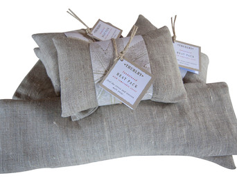 Thurlby Herb Farm - Natural Selection Heat Pack - Sandalwood