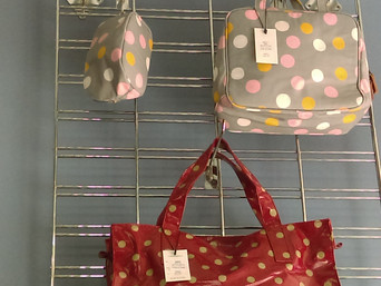 New at Nectar - Cosmetic Bags...