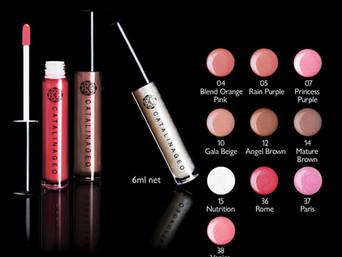 lafine cosmetics - Catalina Geo: Lips - Lip Gloss