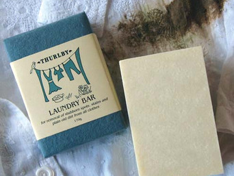 Thurlby Herb Farm - Laundry Soap Bar