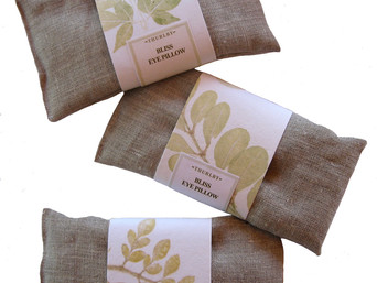 Thurlby Herb Farm - Natural Selection Eye Pillow