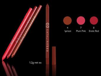 lafine cosmetics - Catalina Geo: Lips - Lip Liner Pencils