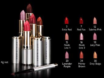 lafine cosmetics - Catalina Geo: Lips - Lip Sets