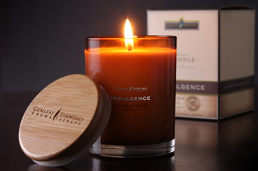 aroma therapy soy candle
