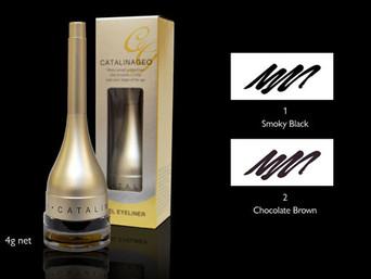 lafine cosmetics - Catalina Geo: Eyes and Brow - Gel Eye Liner