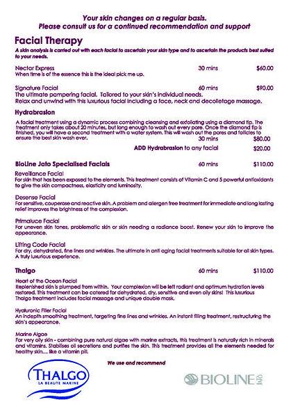 Treatment Menu Pricelist Nov 19 back_edi