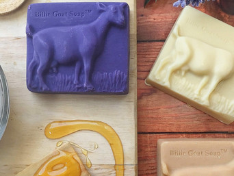 billie goat soap
