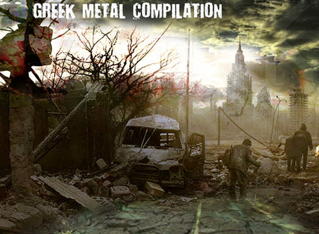 """"""" Radio Metal Entropia - In The Sign Of Chaos vol2"""""""