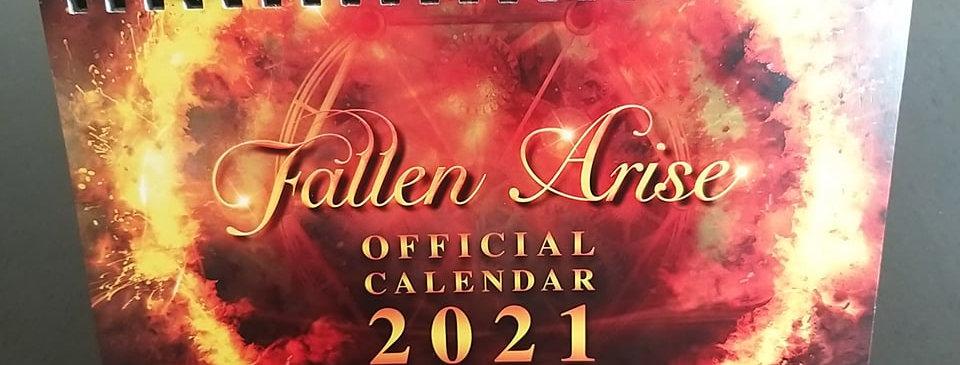 Official Office calendar 2021