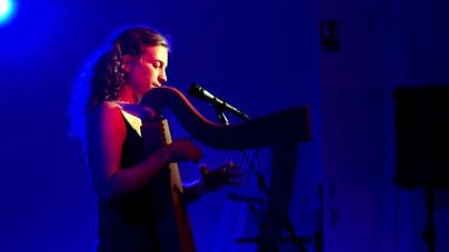 Sara Buffler - Harpiste