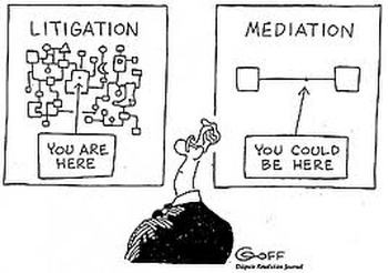 To Mediate or Not to Mediate?