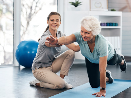 Choosing a Physical Therapist