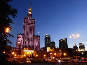 Enfin ! La Pologne !