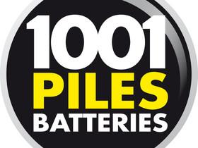 1001 Piles rechargera nos batteries partout sur le globe !