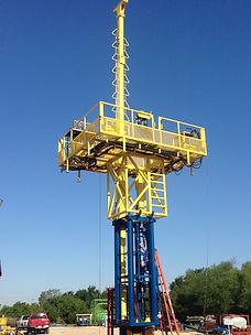 Hydraulic Workover 225K Rig RDE