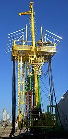 Hydraulic Workover Rig RDE