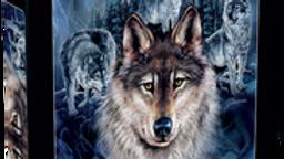Puzzle 1000 piece Wolf Team