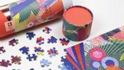 Okay Lady Jigsaw Puzzles