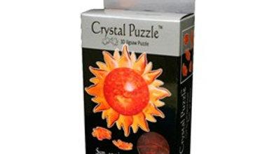 Crystal Puzzle Sun 3D 40 piece