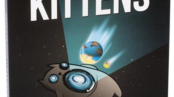 Imploding Kittens - Exploding Kittens Expansion