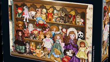 Puzzle 500 piece Grandmas Dresser