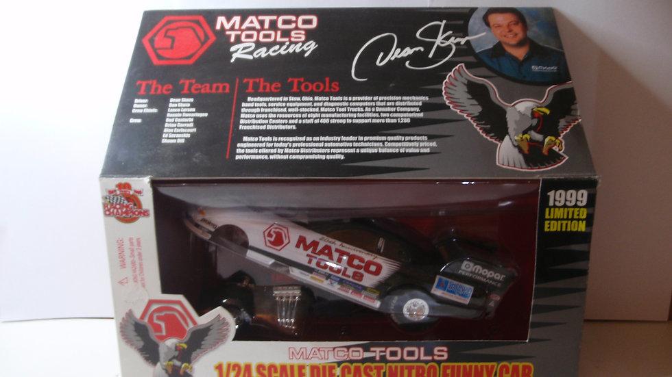 1:24 Limited Edition 1999 Nitro Funny Car