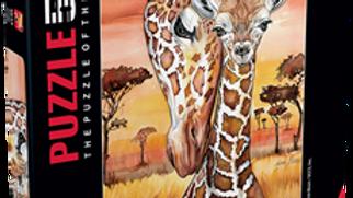 Puzzle 500 piece Giraffe