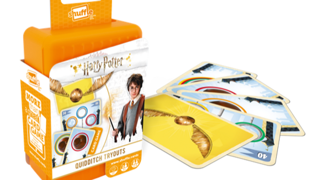 Shuffle Cards Harry Potter