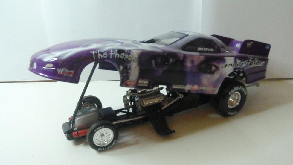 1:24 Limited Edition 1999 Pontiac Funny Car