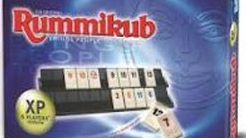 Rummikub XP 6 Player Version Board Game