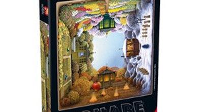 Puzzle 1024 piece Square Four Seasons