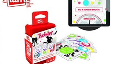 Shuffle Cards Twister