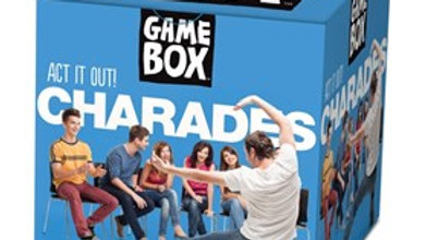 Game Box Act It Out Charades