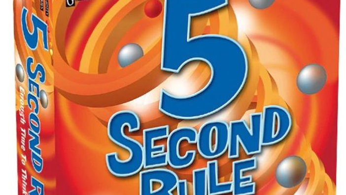 5 Second Rule boxed edition