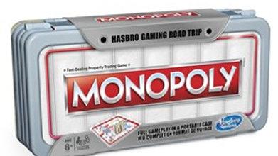 Monopoly Road Trip