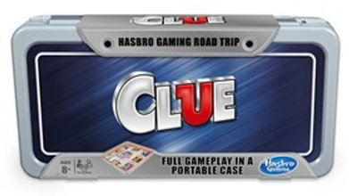 Clue Road Trip