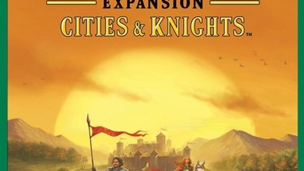 Catan Cities and Knights Expansion 5th Edition