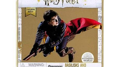 Harry Potter Basilisks and Broomsticks game