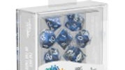 Oakie Doakie Dice RPG Set GemiDice - Liquid Steel 7
