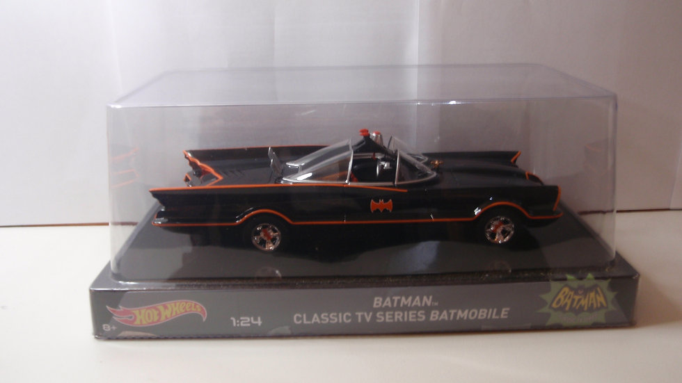 Classic Batmobile 1:24 scale
