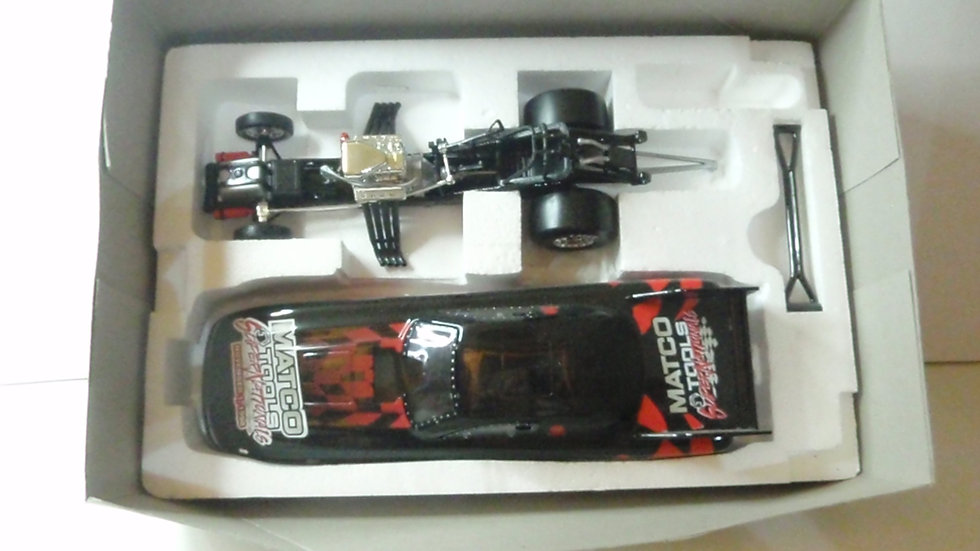 1:24 Limited Edition 1998 Dodge Funny Car