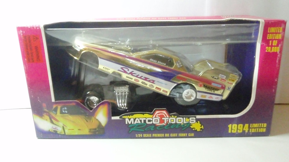 1:24 Limited Edition 1994 Skuza Funny Car Die Cast