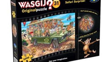 Puzzle 1000 piece Wasgij 31 Safari Surprise