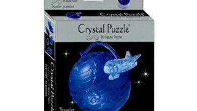Crystal Puzzle Traveler 3D 52 pieces