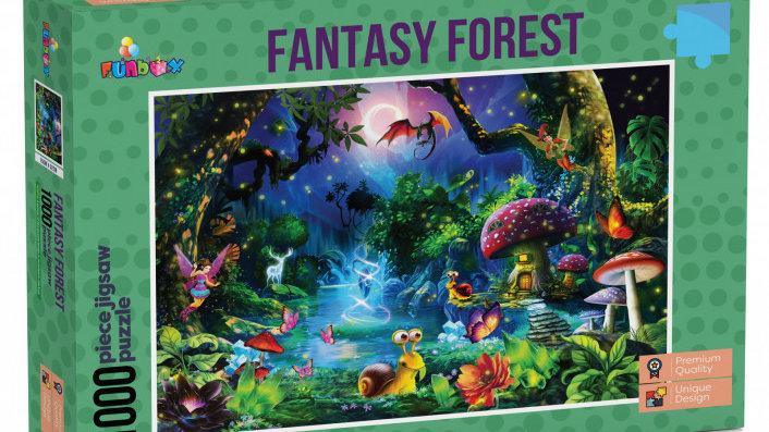 Puzzle 1000 piece Fantasy Forest