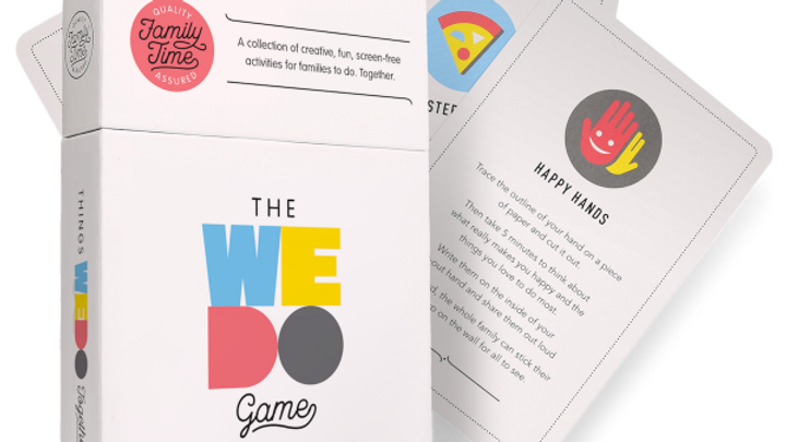 The WeDo Game – Family Edition
