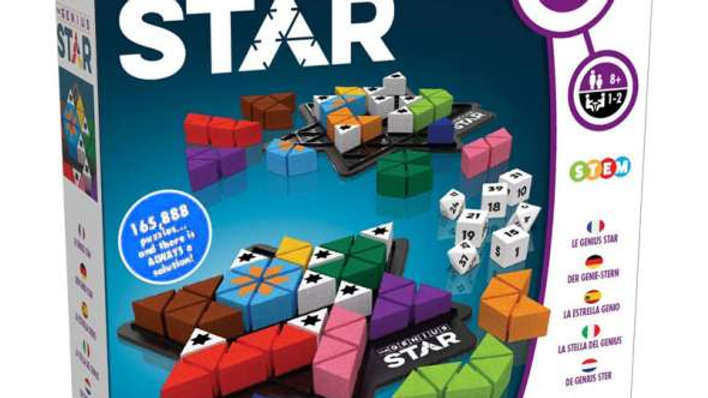 The Genius Star Board Game