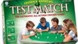 Test Match tabletop game