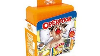 Shuffle Cards Operation